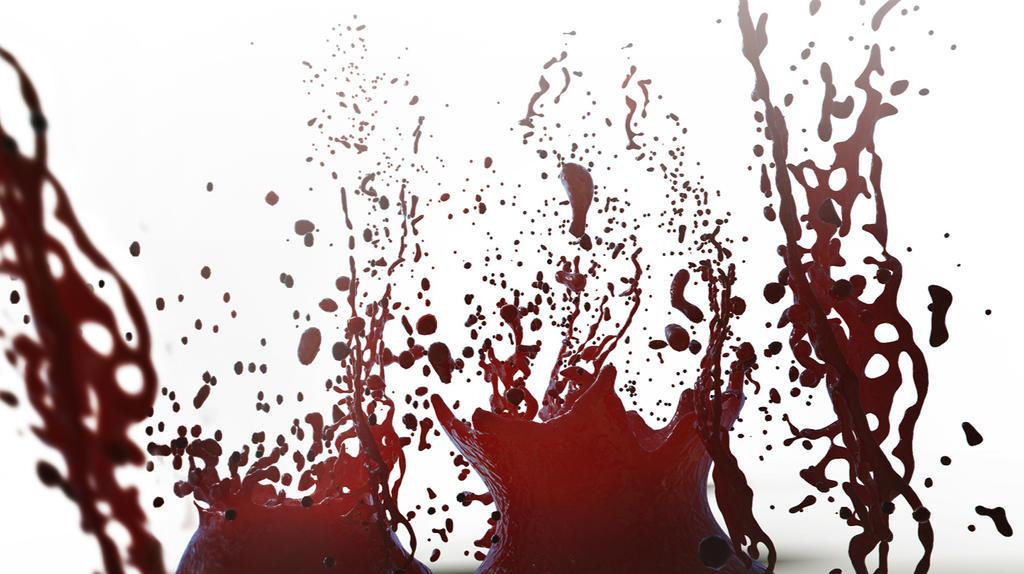 Spilt Blood by NyeAlexandaFrayne
