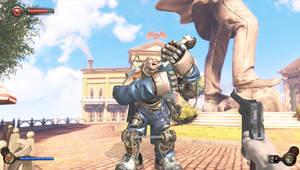 Bioshock Infinite: ''CRUUUSH!''