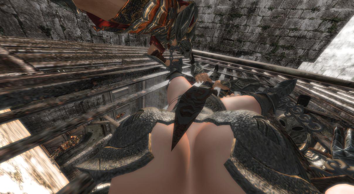 Skyrim Misadventures: Chained by VoreQ