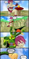 The Misadventures of Lady Rayna! (2: Rayna V Cell)