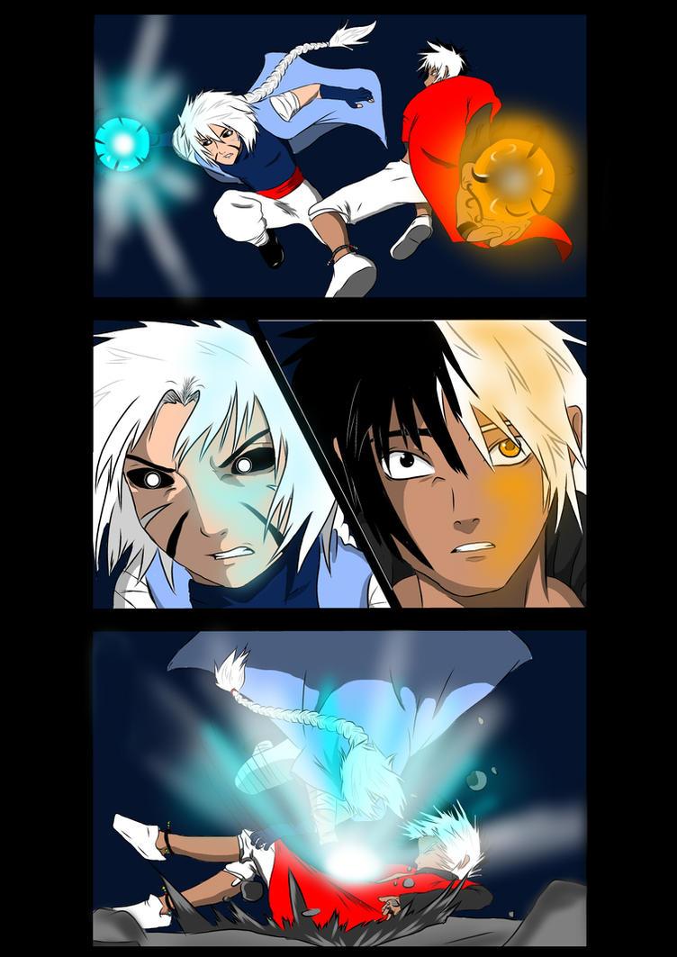 Ultimate Showdown - [Sneak Preview] by MyImmortal-Manga
