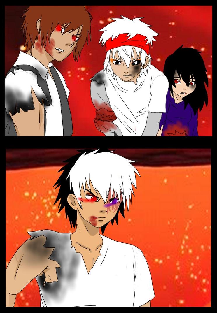Final Fight - Tester Page by MyImmortal-Manga
