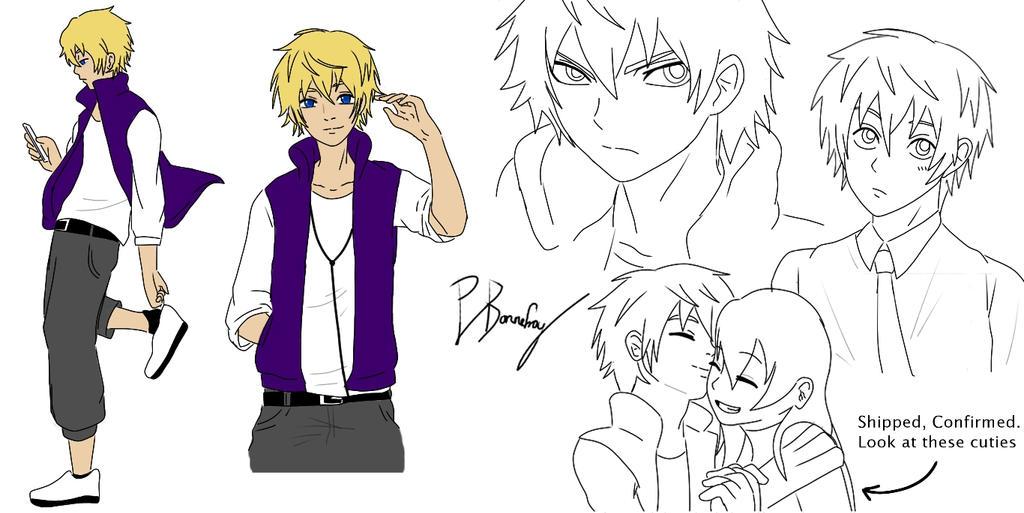 Pascal Design by MyImmortal-Manga