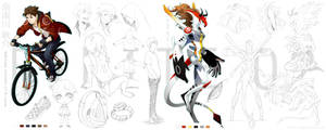Namikawa: Full Character Sheet