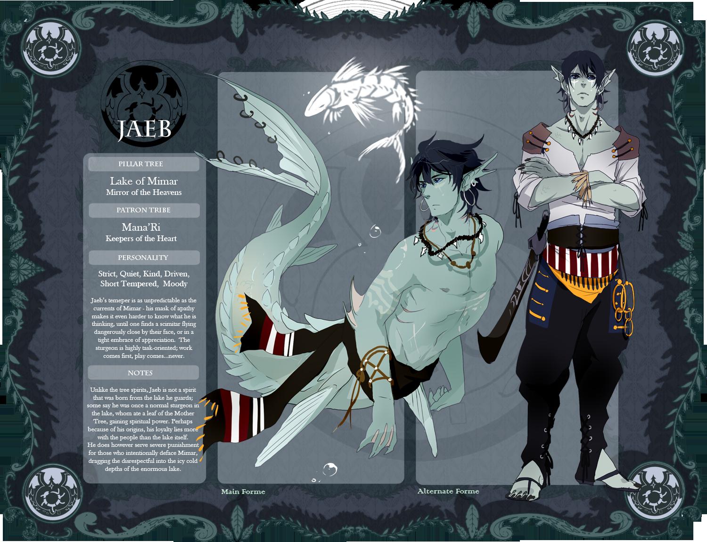 Yoryyn: Jaeb by monokroe