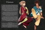 Human Race Sheet