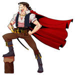 Captain Sporto by Scratchtastic