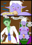 Syx meets Talathdra  Contest entry by TiberiusEkas by Scratchtastic