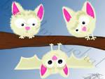 Marshmallow Bats