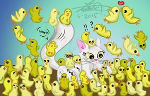 Chick challenge