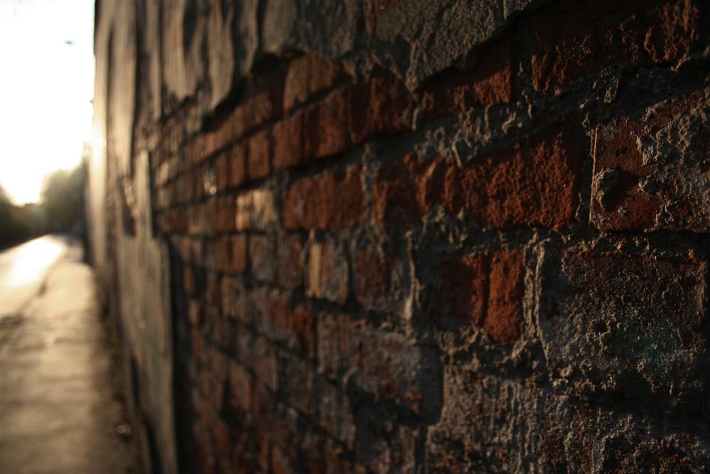 the wall by SklepZeSnami