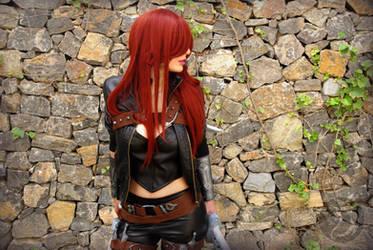 Katarina cosplay13 - Dragonstrace by DragonsTrace