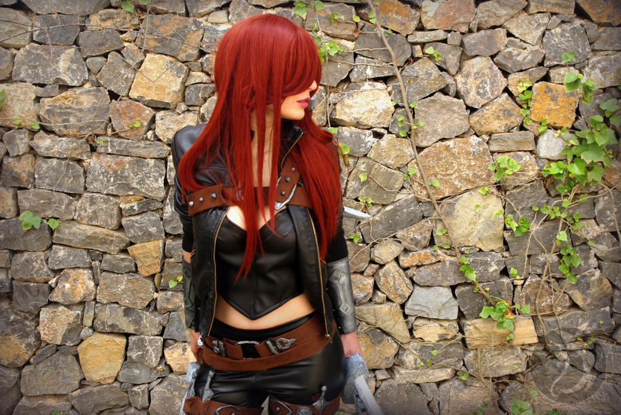 Katarina cosplay13 - Dragonstrace by DragonsTrace