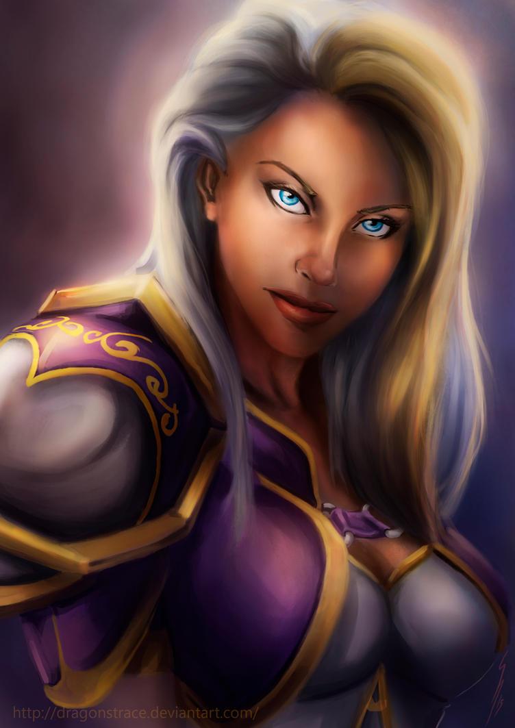 Jaina - World of Warcraft by DragonsTrace