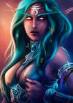 Tyrande - World of Warcraft