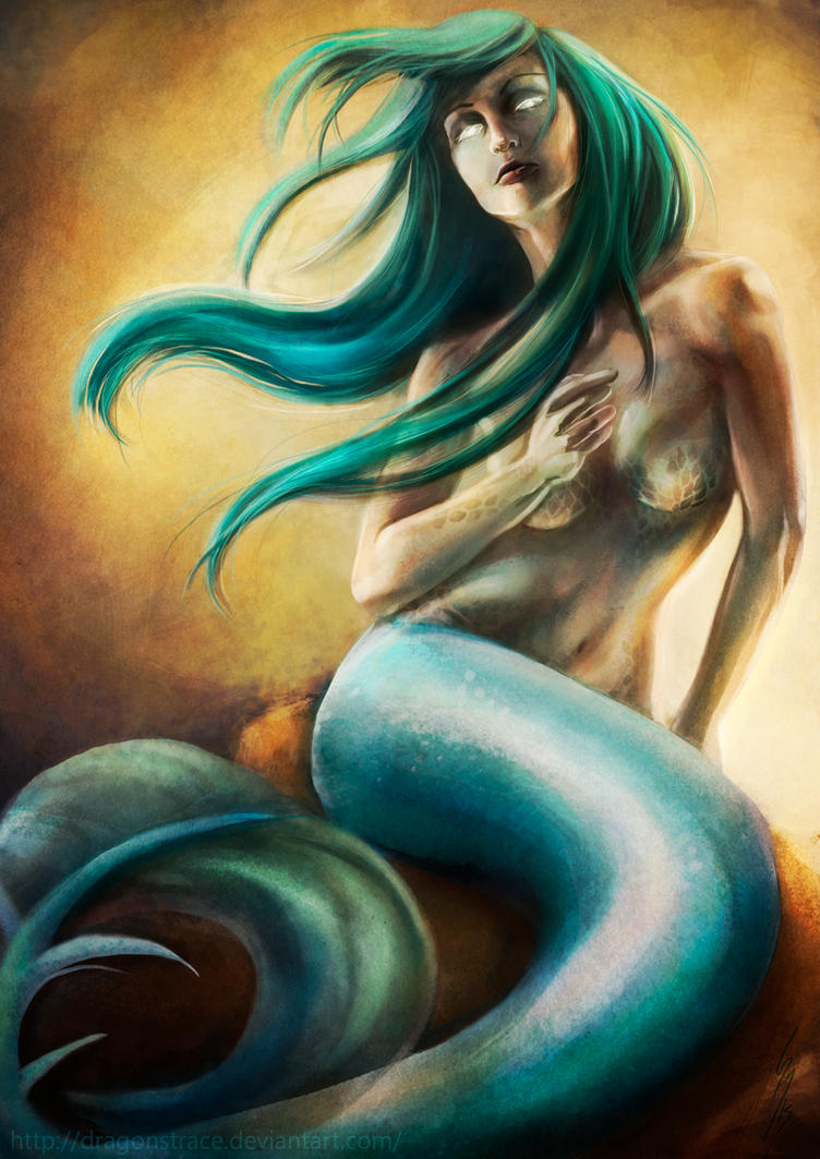 Mermaid by DragonsTrace