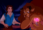 Disney genderbend - Beauty and the Beast