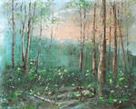 Wet forest