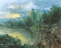 Yellow air by flitart