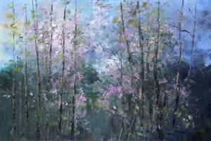 Flowering Trees by flitart