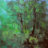Noise of foliage