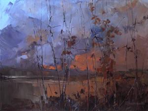 One autumn evening
