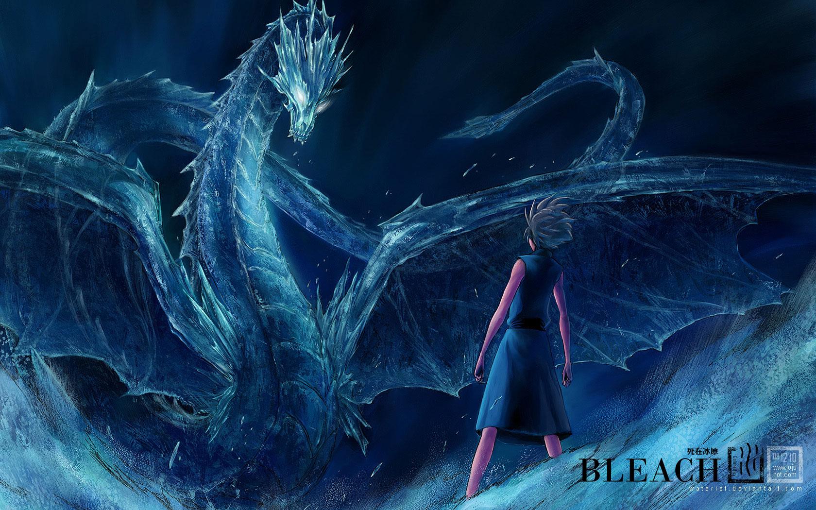Bleach SP16 by waterist