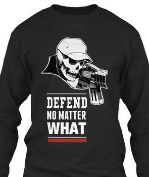 Defend all that you value!
