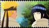 Stamp Naruhina special fan by naruhinabrazil