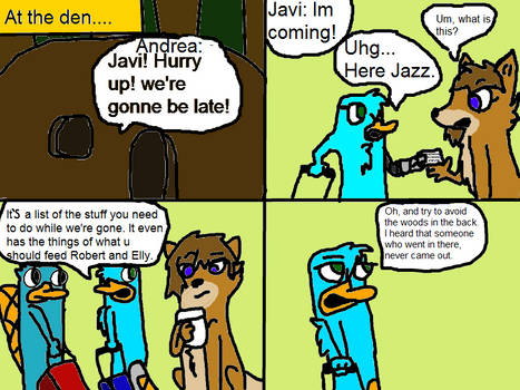 The Visit of Jazz part 1