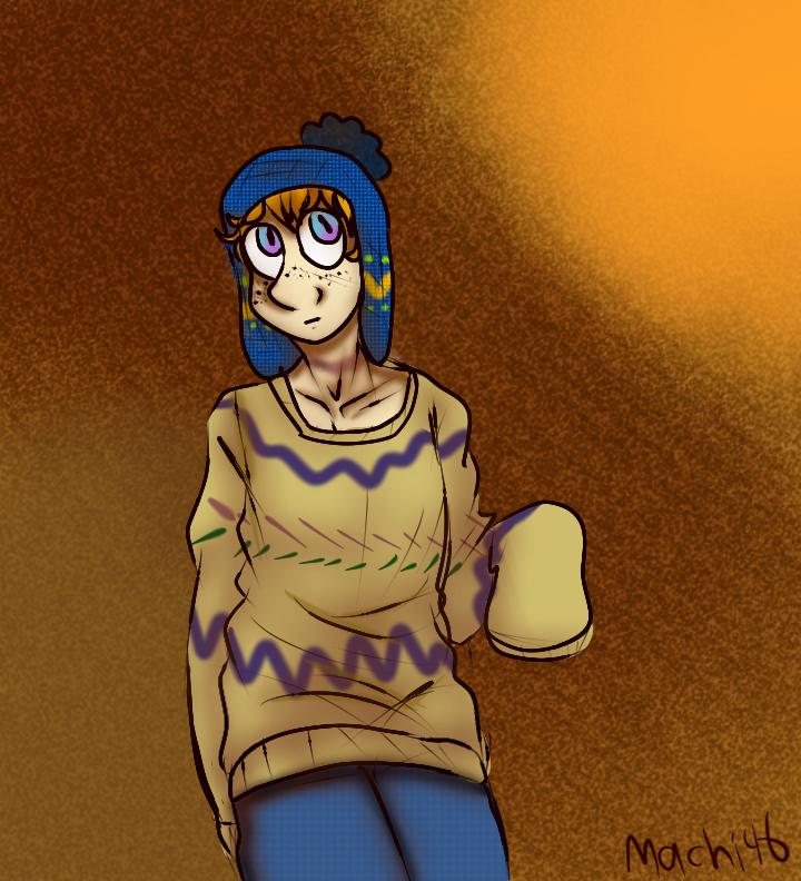 Sweater by machi46