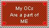 OCs Stamp by AskSky
