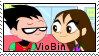 VioBin Stamp by AskSky