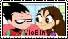 VioBin Stamp by AskSky