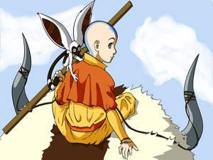 Aang - Wallpaper
