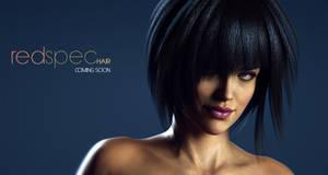 RedSpec Hair Promo 1 by TRRazor