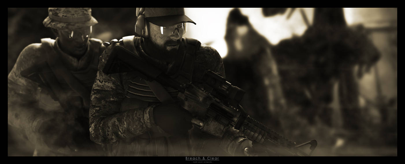 Breach And Clear by TRRazor