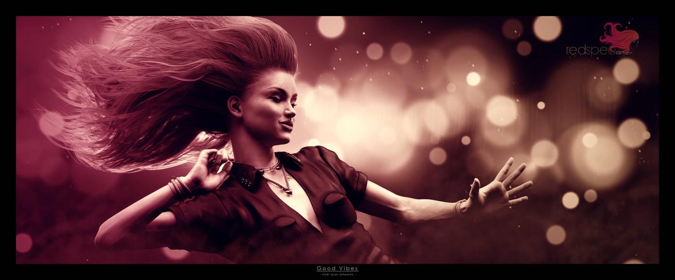 Good Vibes (RedSpec TGX hair announcement) by TRRazor