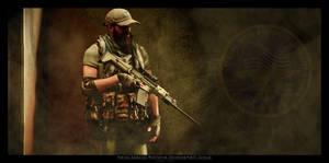 Naval Special Warfare Development Group by TRRazor