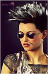 Redspec TGX Hair Female Promo 1