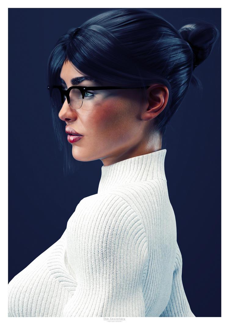 The Secretary by TRRazor