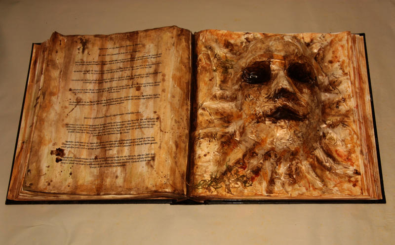 How To Make A Book Of Shadows Cover ~ Book of shadows iii by nachthauch on deviantart