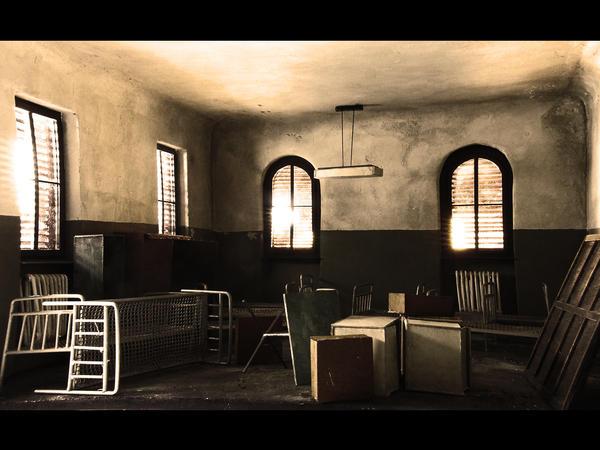 sanatorium by Nachthauch