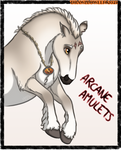 Drawlloween '21   Arcane Amulets