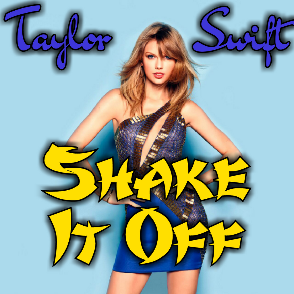 Taylor Swift Shake It Off by BerlinaAnthony on DeviantArt