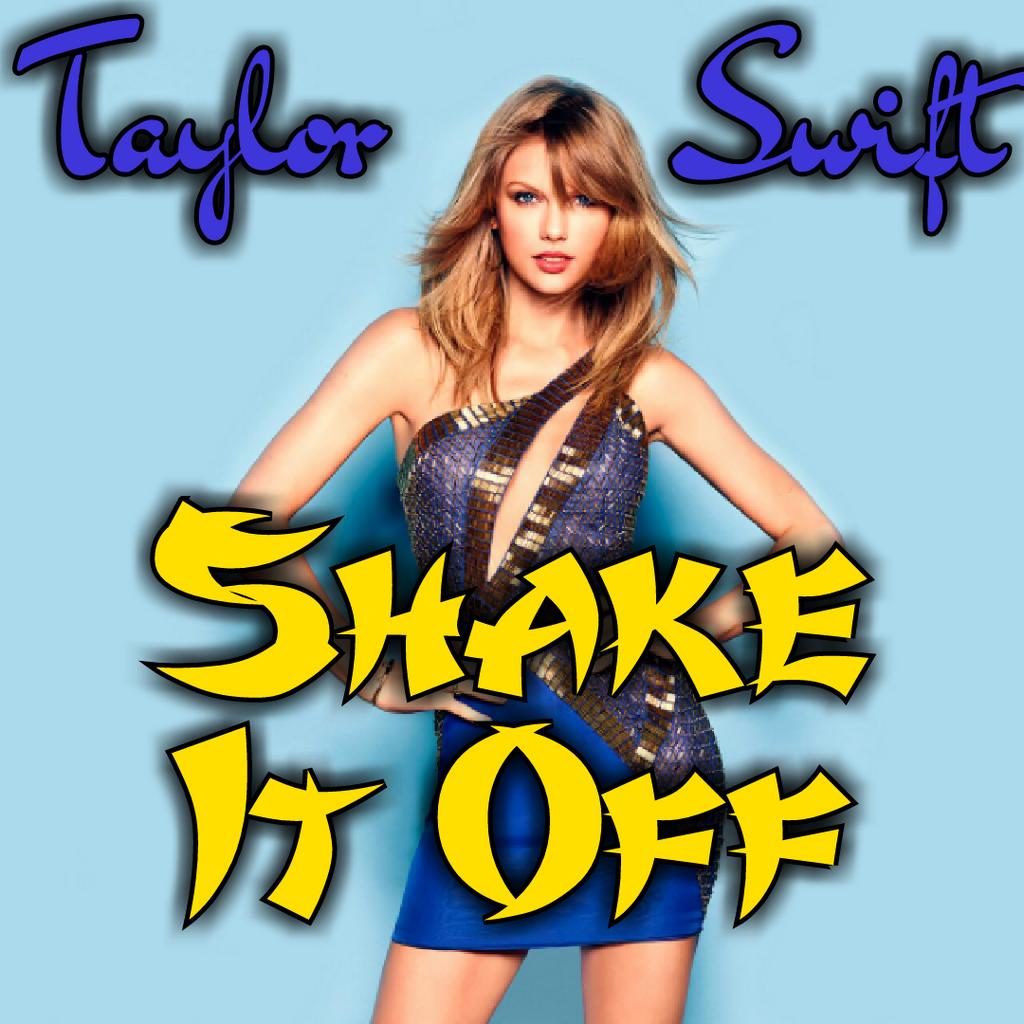Taylor Swift Shake It Off by BerlinaAnthony on DeviantArt