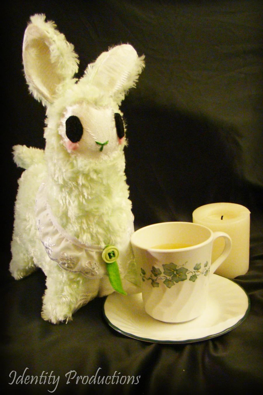 Sebaaastion the Minty Alpaca by IdentityPolution