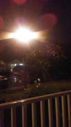 Rain At Night by EnforcerWolf