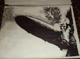 zeppelin by awholelottanothin