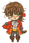 [APH] Pirate Spain (pixel art) by rosita